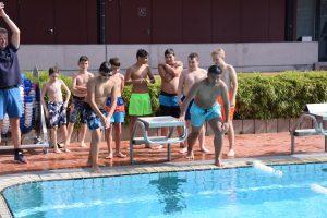 Schwimmtag der Maria-Victoria-Schule