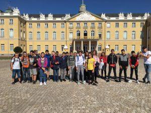 Ausflug der siebten Klassen ins Landesmuseum