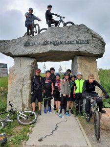 Schwarzwaldtour der Mountainbike-AG