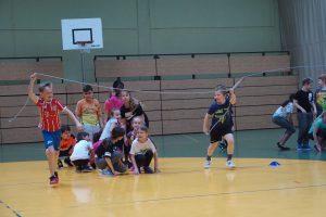 Skipping Hearts an der Maria-Victoria-Schule