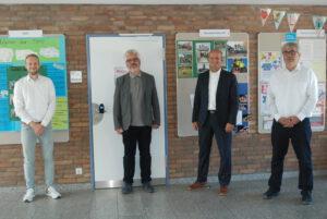 Zimmer Group spendet Hygiene-Türöffner