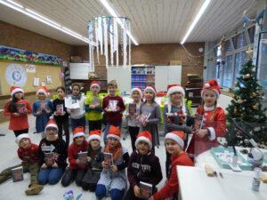 Second Hand Team Ottersweier finanziert Klassenlektüren